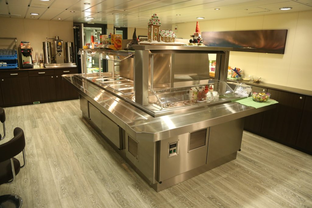 Galley bysse